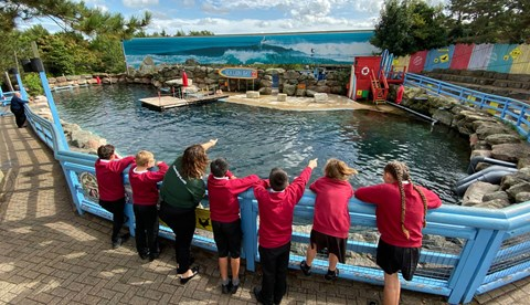 Chessington School Trips