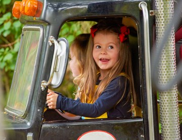 Tiny Truckers At Chessington World Of Adventures Resort (2)LR