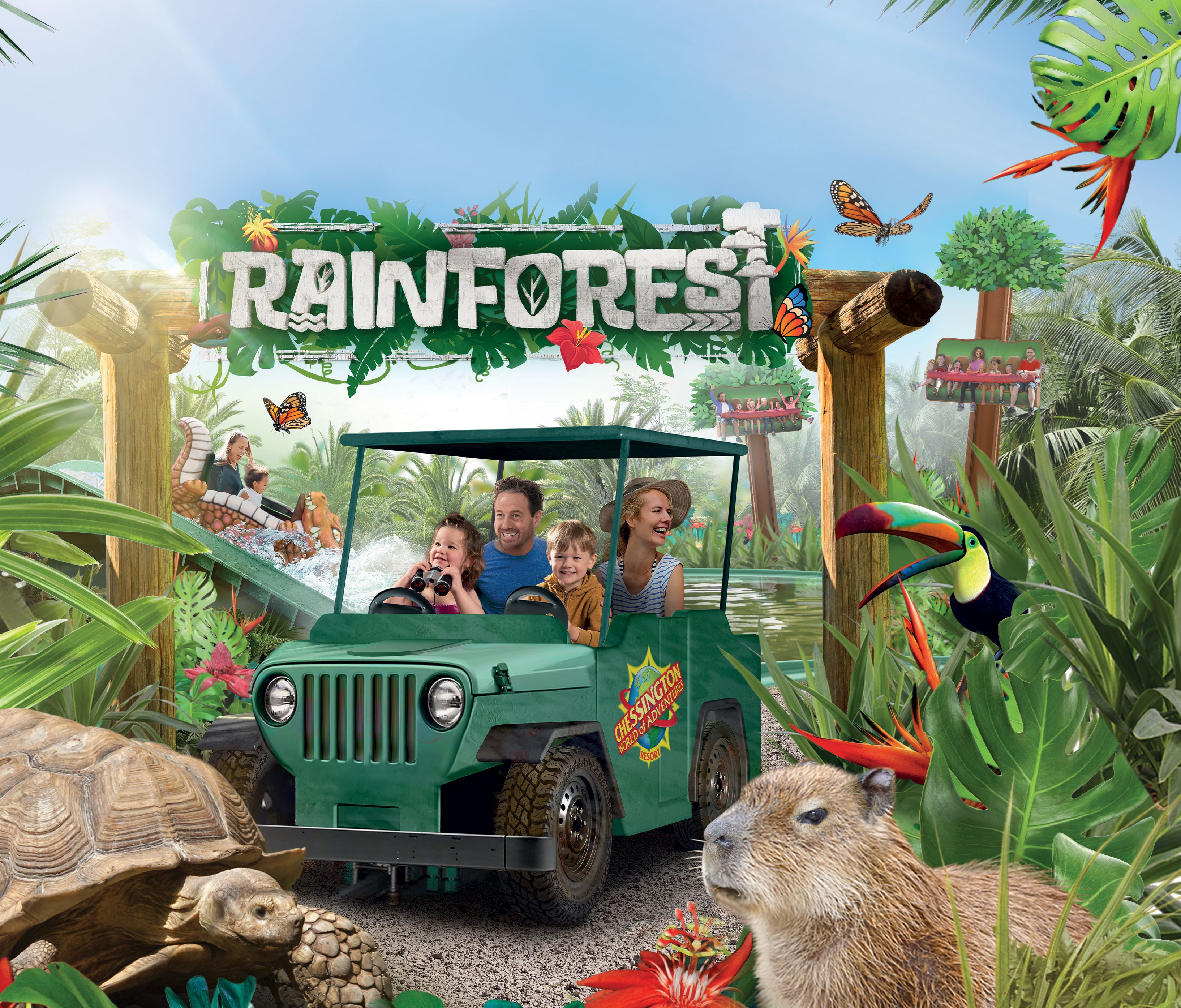 The Rainforest Websitev2 (1)