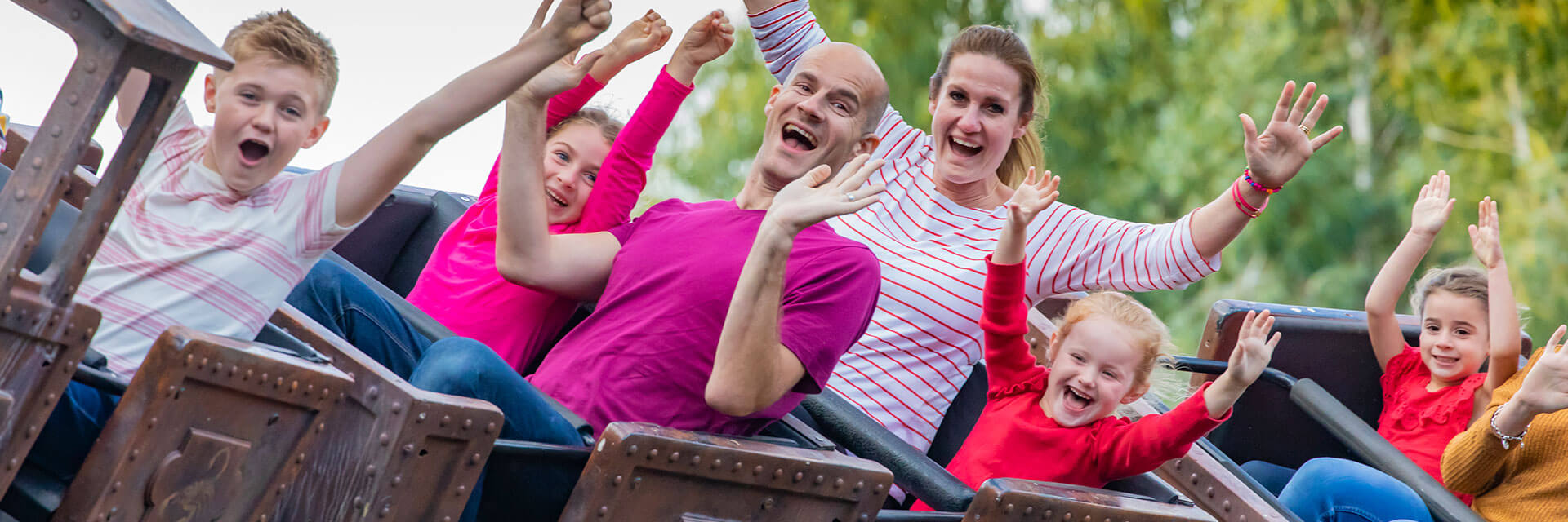 Summer Holiday Family Breaks at Chessington