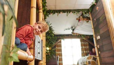 Chessington Family Themed Hotels