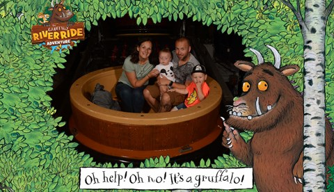 2019 07 07 The Gruffalo River Ride Adventure 4, Chessington World Of Adventures Resort