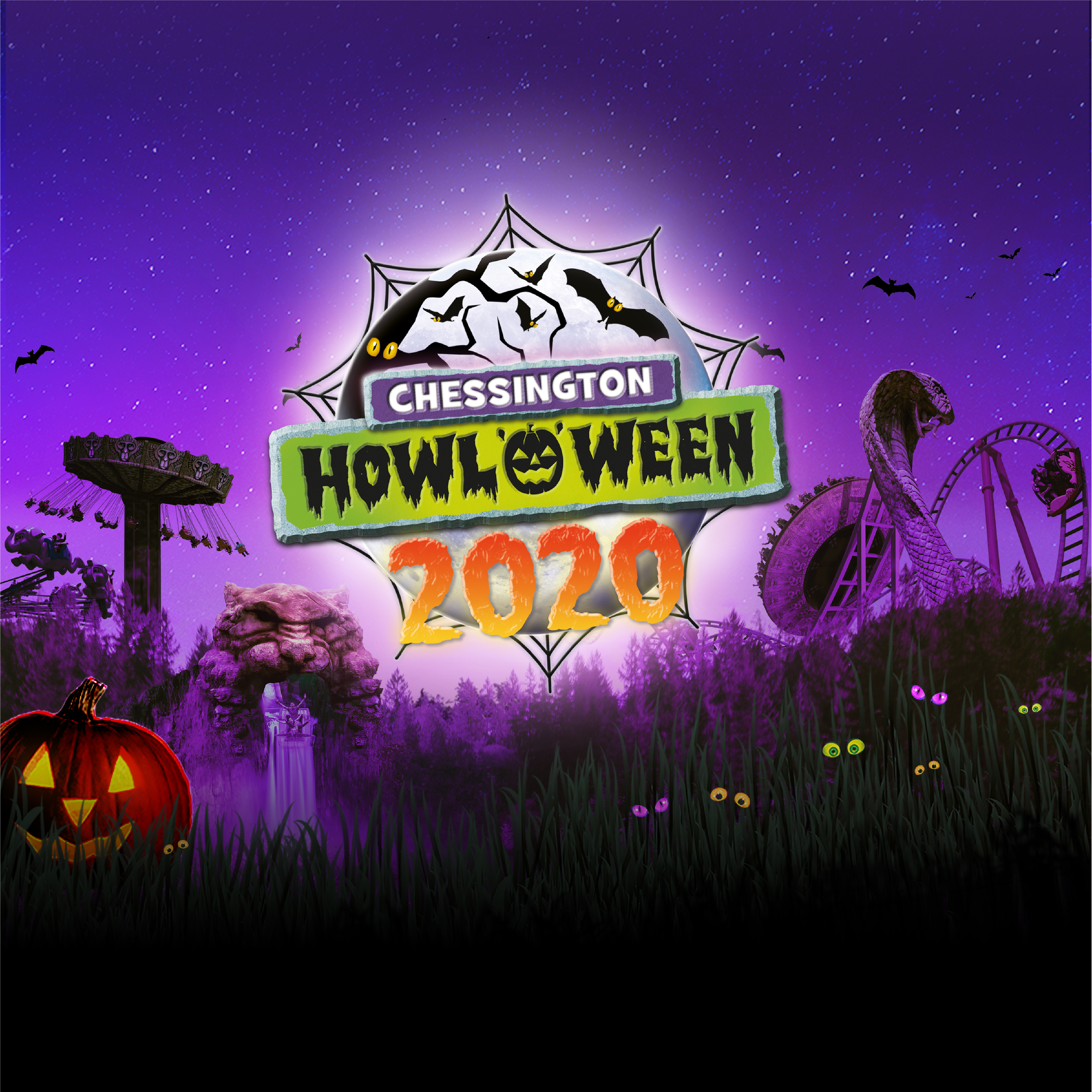 Family Halloween Event Howl O Ween At Chessington