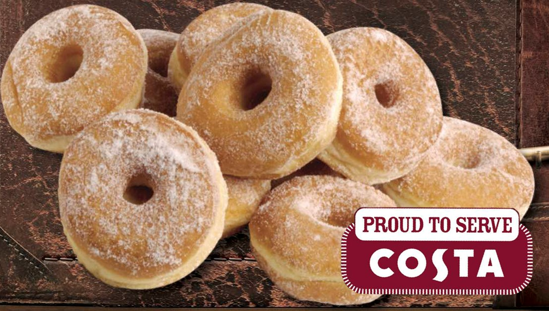 Donut Express Costa